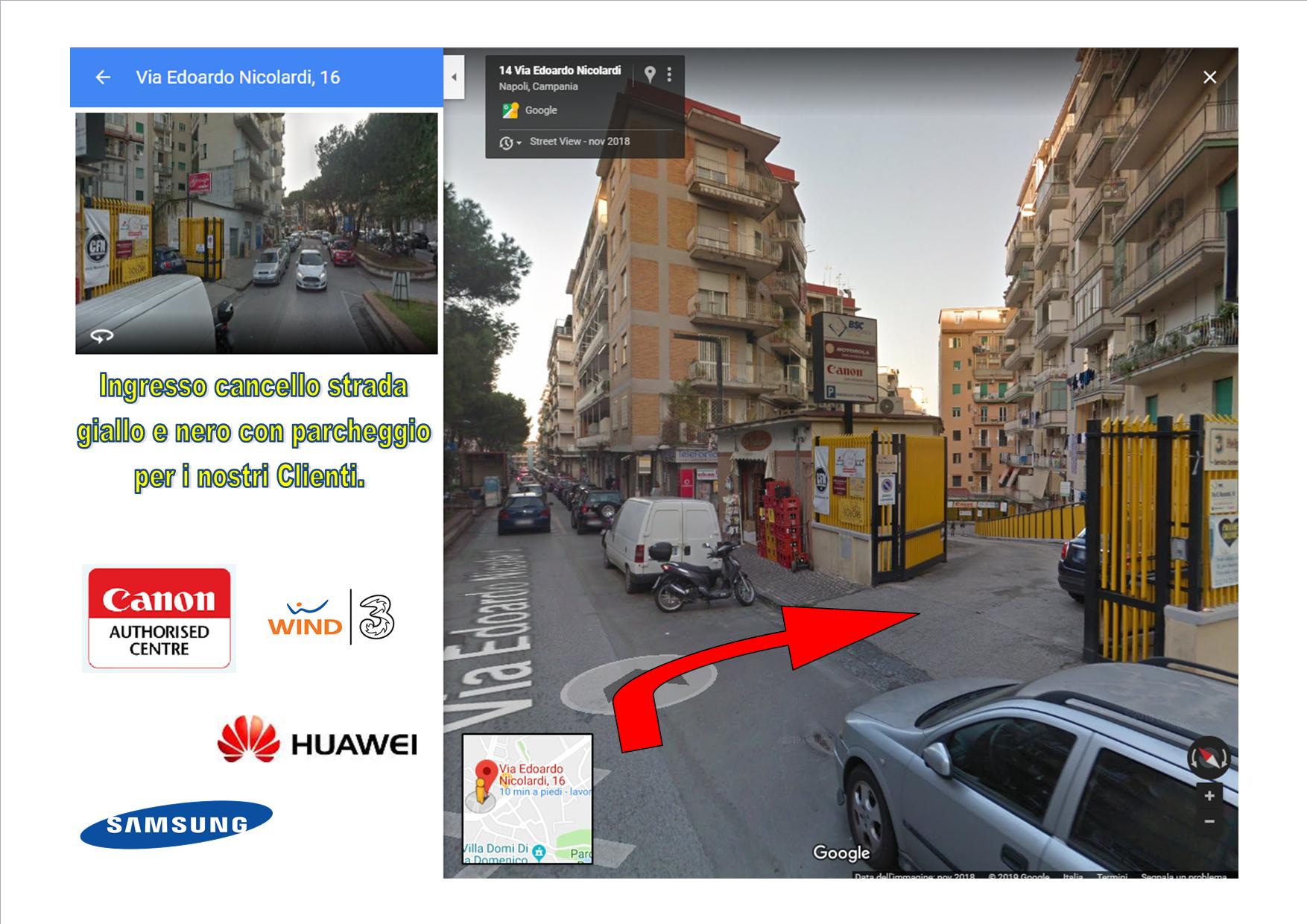 Assistenza Informatica Napoli.Centro Assistenza Canon Napoli Riparazioni Cellulari Huawei